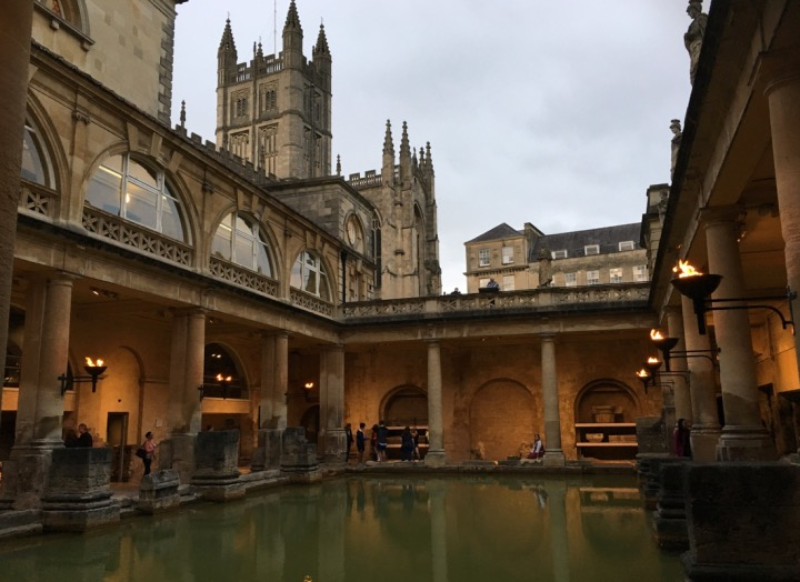 ASE2 - Roman Baths